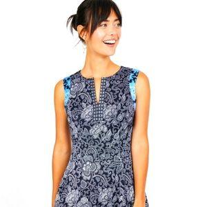 Maggy London Scuba split knit dress 👗